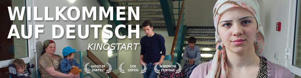 Willkommen auf Deutsch - Kinostart