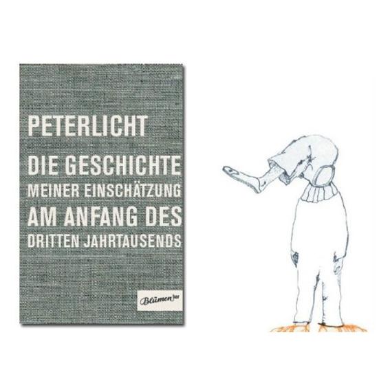 """""""Die Geschichte meiner Einschätzung am Anfang des 3. Jahrtausends"""" (Sammlerstück)"""