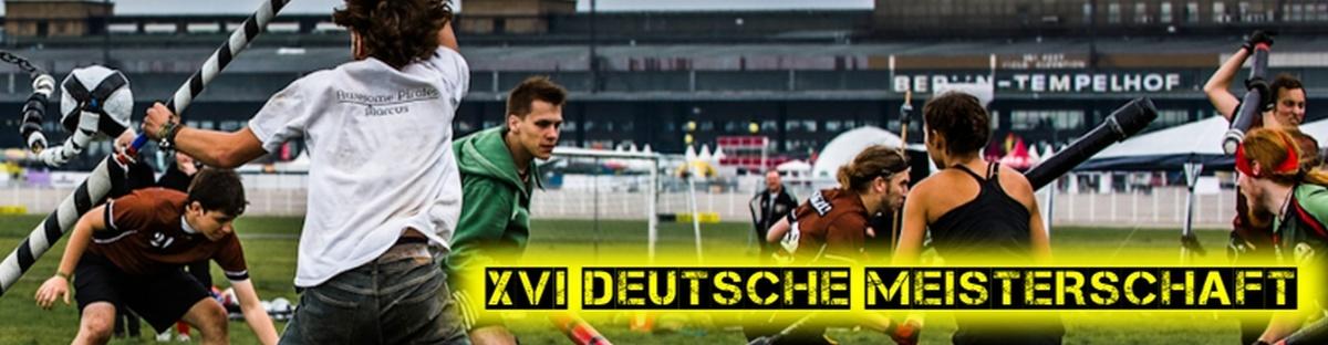 16. Deutsche Meisterschaft im Jugger