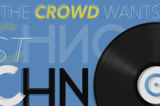 The Crowd wants Techno