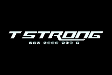 T-STRONG THE FIRST ENERGY AND TESTOSTERONE BOOSTER