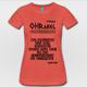 OHRakel-T-Shirt mit exklusivem Design