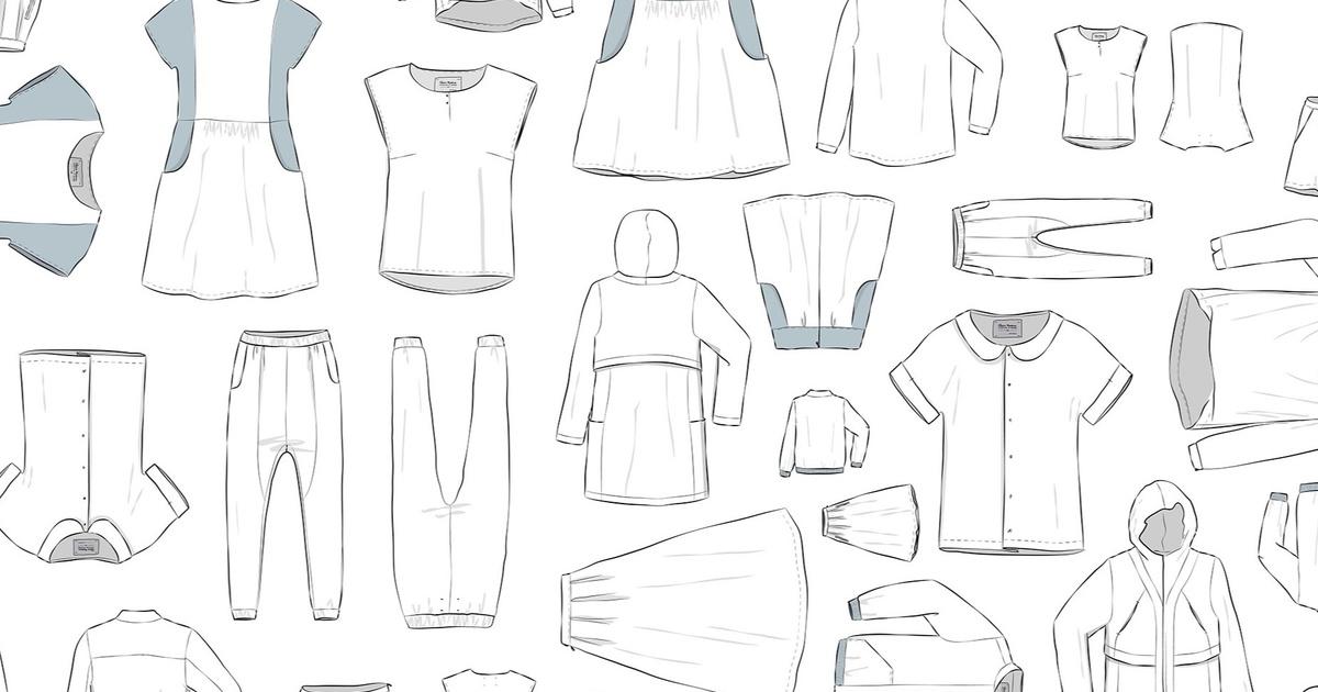 Claire Massieu | Collection & Patterns