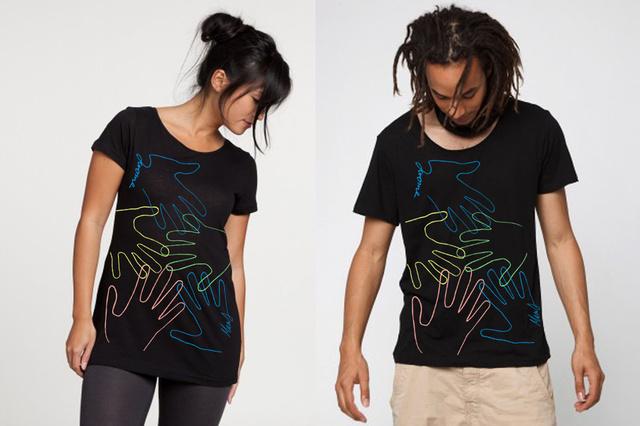HeimatPunk - mit T-Shirts kreativ helfen!