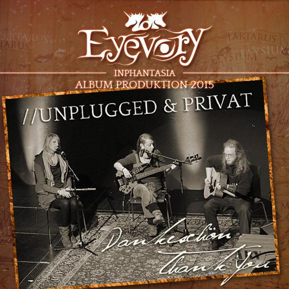 Privat-Konzert (unplugged) + CD
