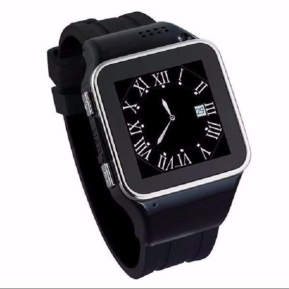 Smartwatch - DateCare - Schwarz