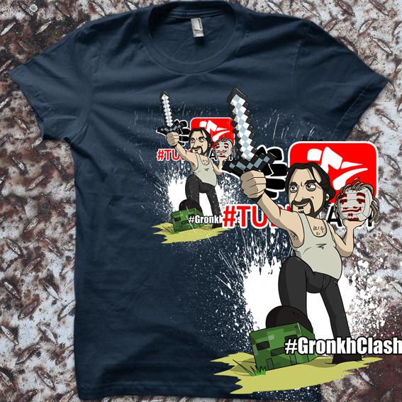 #GronkhClash-Shirt
