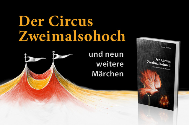 Märchenbuch – Der Circus Zweimalsohoch