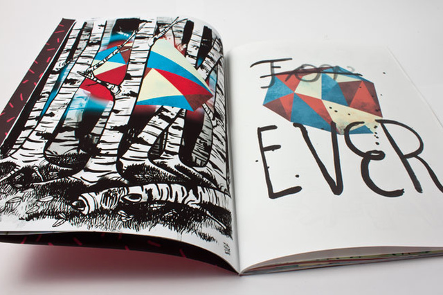 Illustrations-Magazin »Superzine Vanitas«