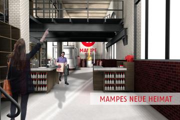 MAMPES NEUE HEIMAT. Ein starkes Stück Berlin.
