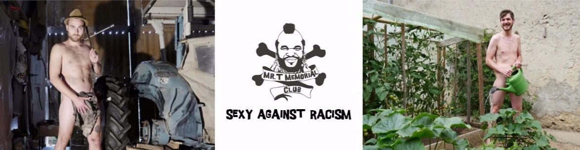 Sexy against racism