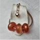 1 Armband (Sterlingsilber) mit einem Bead