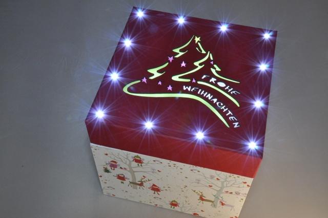 LiBoxx - die leuchtende Geschenkbox