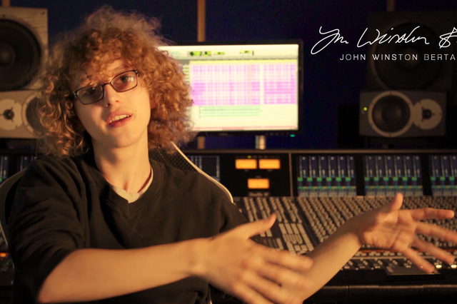 EP-Produktion: John Winston Berta