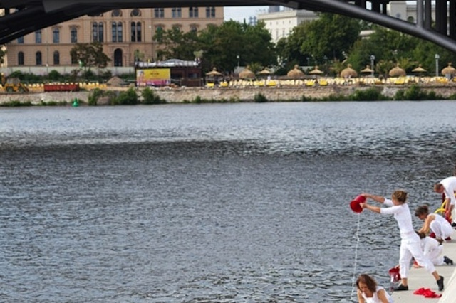 Global Water Dances Berlin 2013