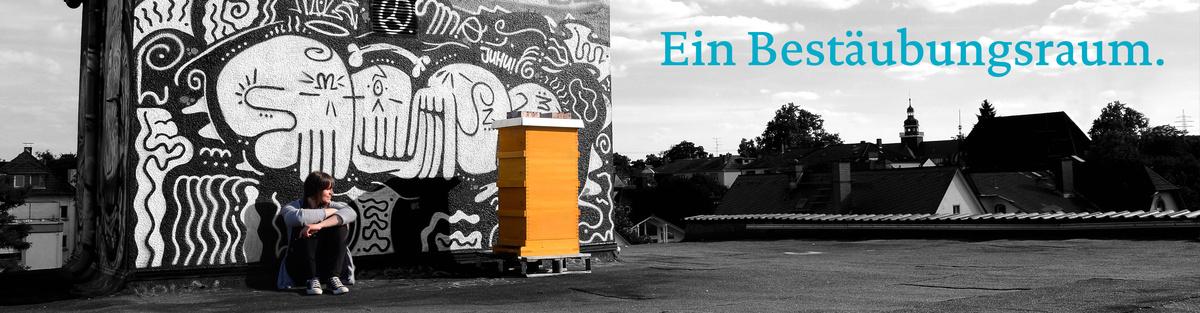 Stadt Land Biene – Ein Bestäubungsraum.