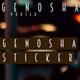 GENOSHA-Sticker