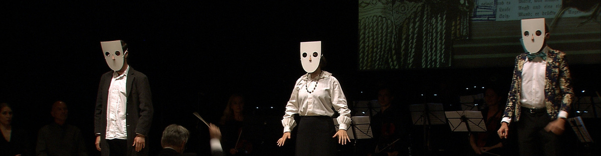 Operettenuraufführung Cabaret Voltaire - der Film