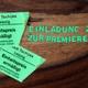 2 Freikarten für die Premiere im Herbst in Leipzig oder Izmir