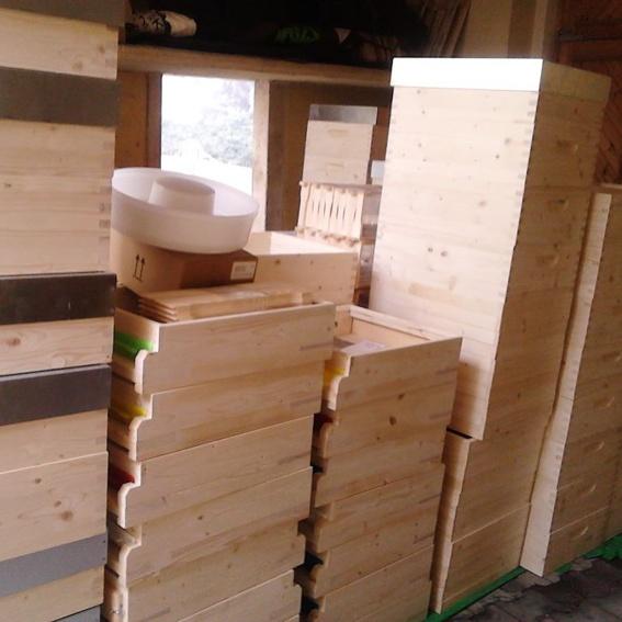 Bienenhonig aus dem Kreuttal und Umgebung