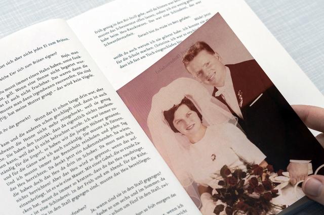 Oma Heidi – Kochbiografie in Gesprächen