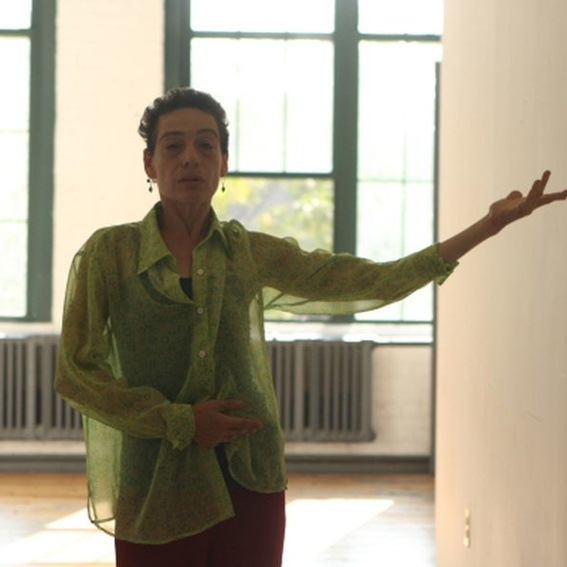 GRACE - Workshopteilnahme bei Barbara Mahler / Klein TechniqueTM