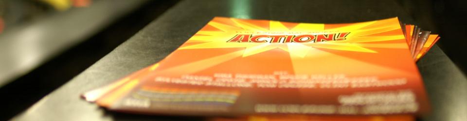 Actionkino. Moderne Klassiker des populären Films