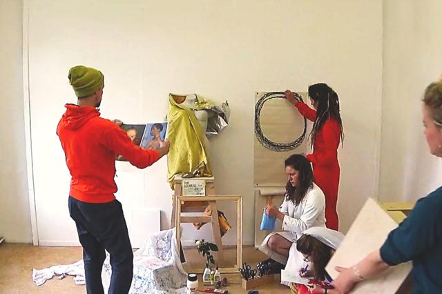 Paula - Ein Atelier für Zeitgenössische Bildung