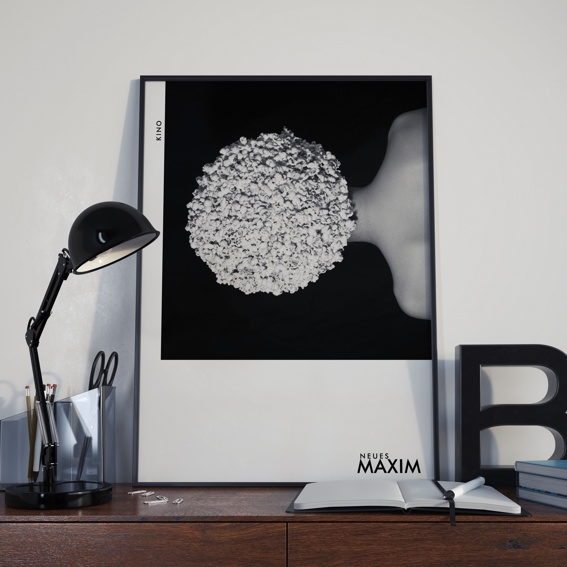 Neues Maxim Poster A2
