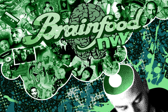 Naveed's Brainfood EP – Birthday Vinyl Edition