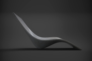 Concise - 3D Druck Betondesign
