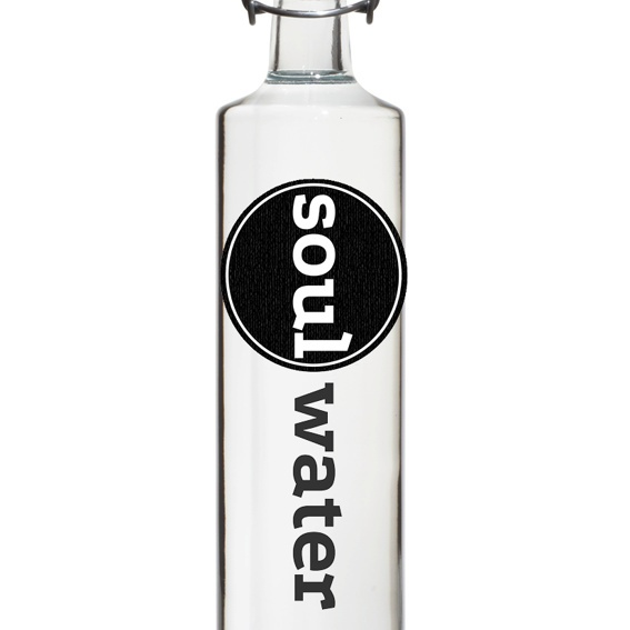 15 soulwater bottles zum Test IN IHREM RESTAURANT
