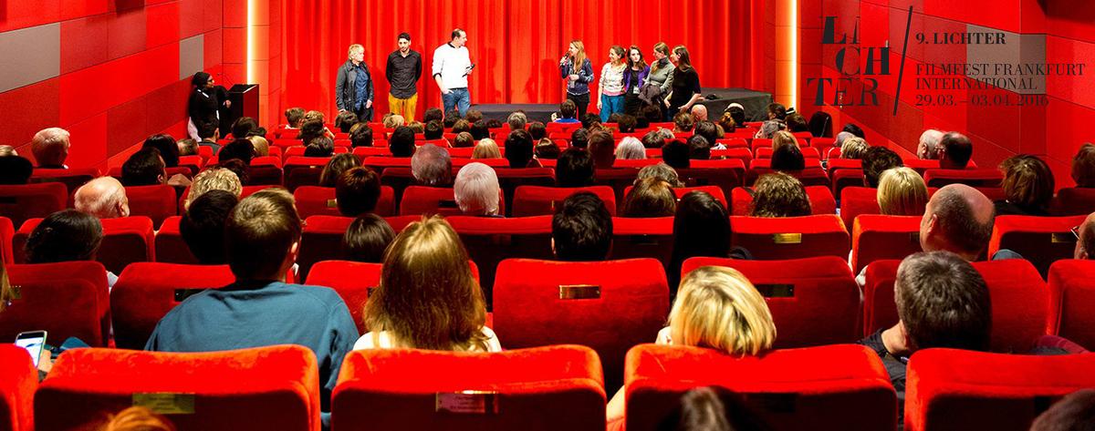 """LICHTER Filmfest 2016 - Thema """"Grenzen"""""""