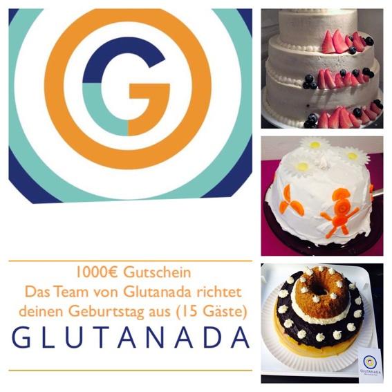 Geburtstagsparty bei dir zu Hause, ausgerichtet von Glutanada.