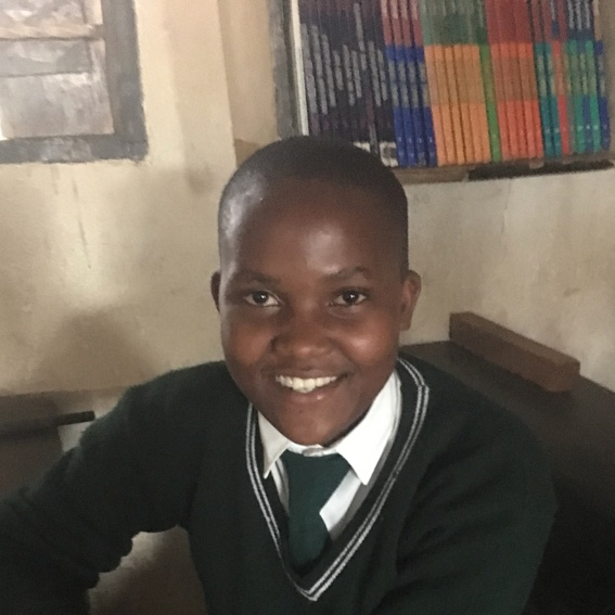 Ein Lächeln aus Uganda