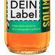 Personalisiertes Soli-Etikett I 5600 x 0,33l Solidrink