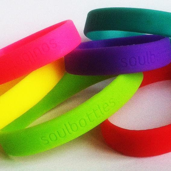 souljury Membership + soulbottles Wristband + soulnewsletter