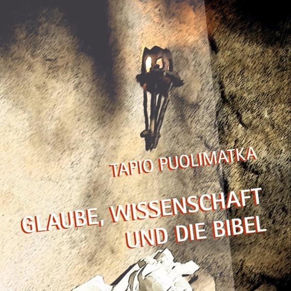 """Das frisch gedruckte Buch """"Glaube, Wissenschaft und die Bibel"""""""