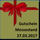 """Präsentation auf der MESSE """"Gemeinwohl in der Karriere –mehr als grün"""" am 27.03.2017"""""""