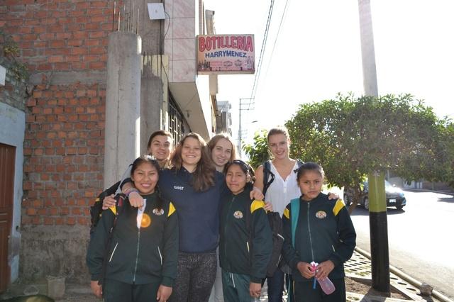 Pullis für Peru- Goretty