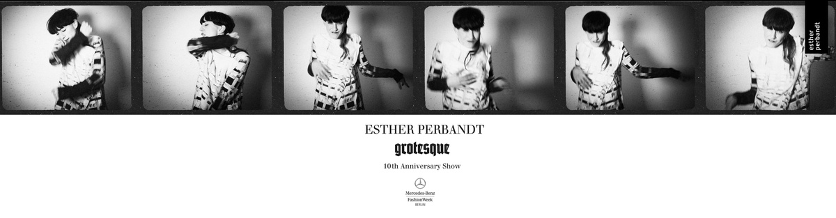 Esther Perbandt 10th Anniversary Show