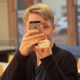 Halbstündiger Skype-Call mit Moderator