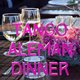 TangoAlemán Dinner in Deutschland