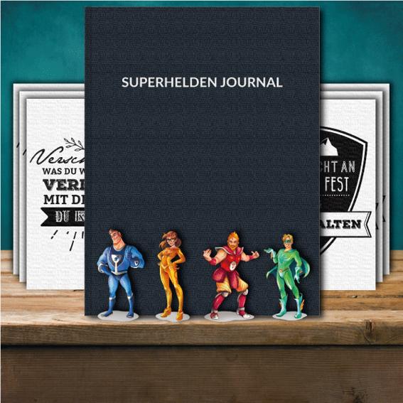 """""""Was ist das für 1 Journal"""" Pack"""