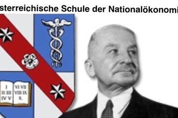 """Neuauflage des Buches """"Ludwig von Mises Der Mensch und sein Werk"""""""