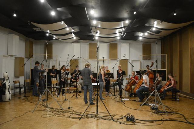 Junge Kammerphilharmonie – CD Produktion