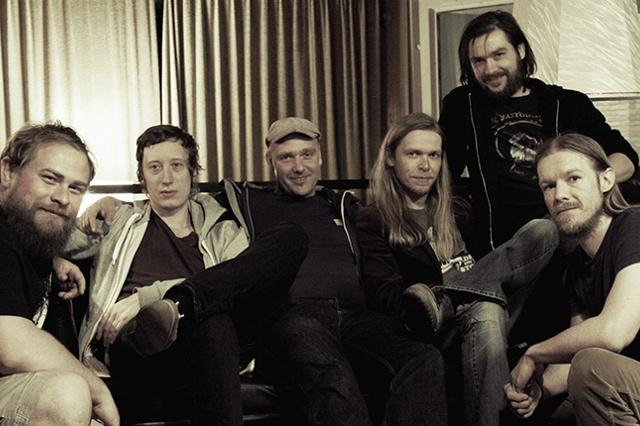 DARK SUNS - MIX und MASTERING des neuen Albums