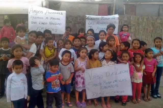 Projekt Chincha Peru - Hilfe zur Selbsthilfe
