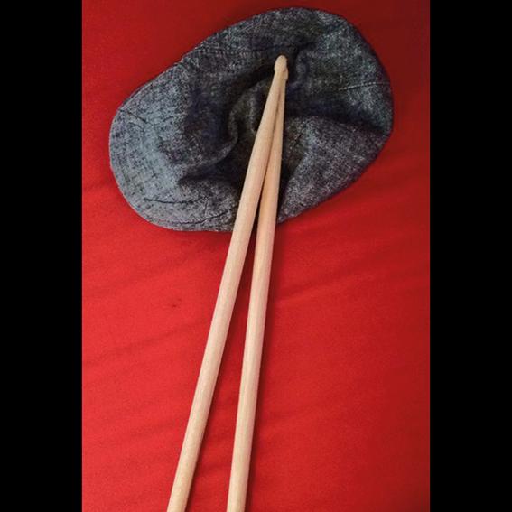 Signierte Drumsticks (limitiert)