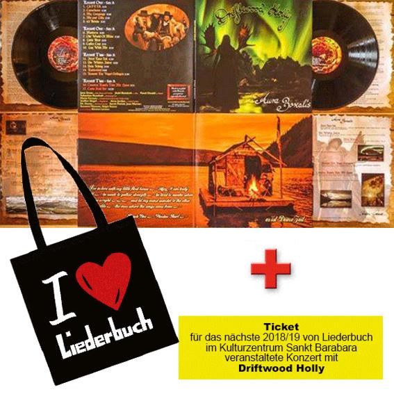 Driftwood Holly - Fan-Paket